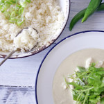 Manic Monday Meals: Thai Green Curry. Recipe and photos The Luminous Kitchen