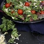 Balsamic Glazed Kangaroo Salad