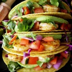 Easy Prawn Tacos