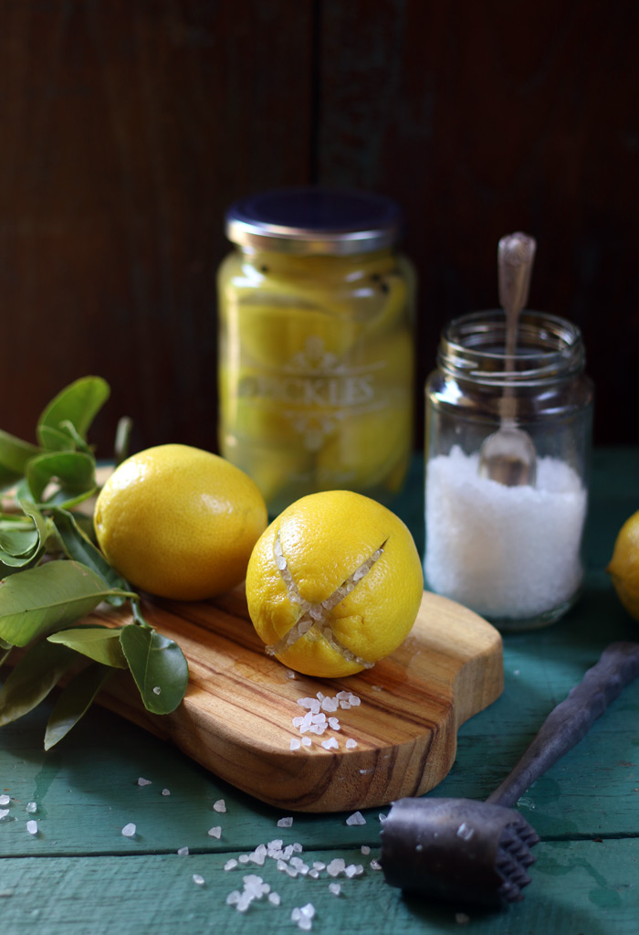 How to make preserved lemons ~ The Luminous Kitchen