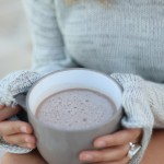 Healthy Hot Chocolate ~ The Luminous Kitchen