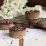 Cookie Dough Cups ~ The Luminous Kitchen