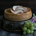 White Chocolate Cheese Cake - Gluten Free Base