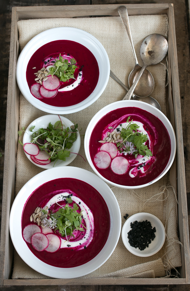 Beetroot Soup TLK-7