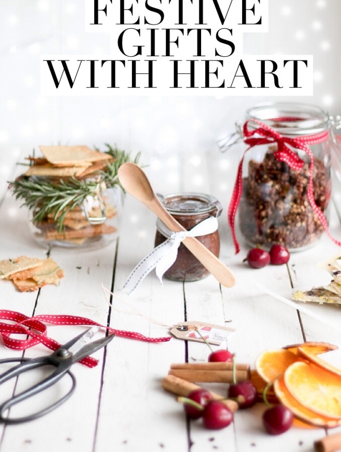 Festive Gifts with Heart