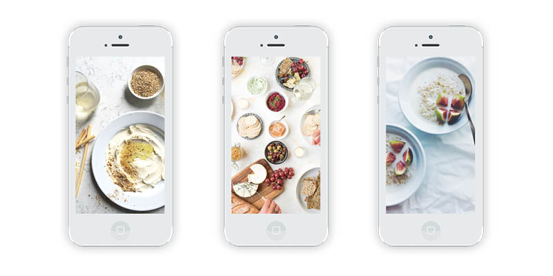 Luminous Food Styling and Photography | Online Workshop for Smartphone