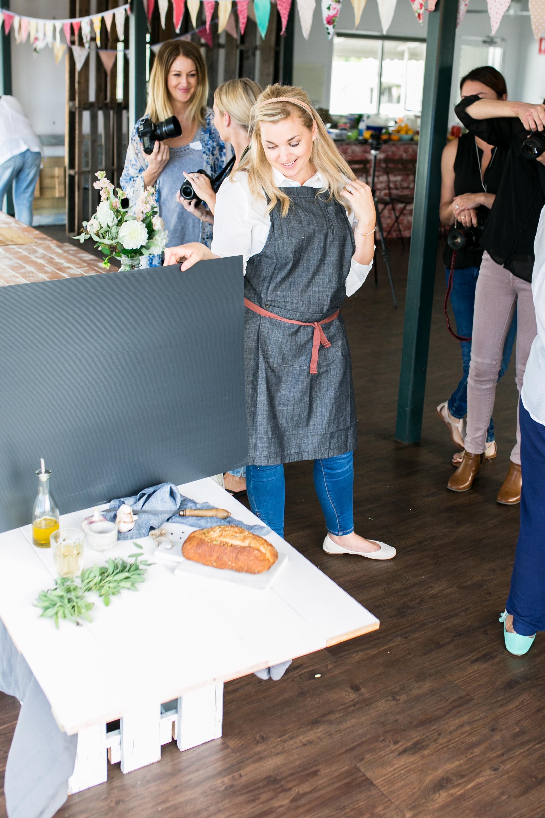 The Luminous Kitchen Food Photography Workshop Gold Coast 2016