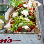 Baked Falafel ~ The Luminous Kitchen