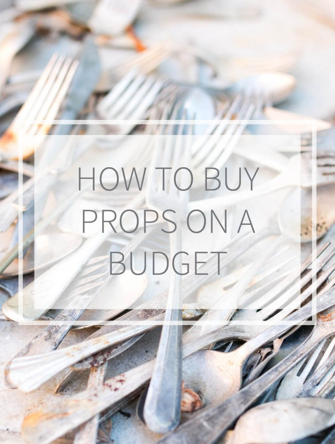 Propping on a budget